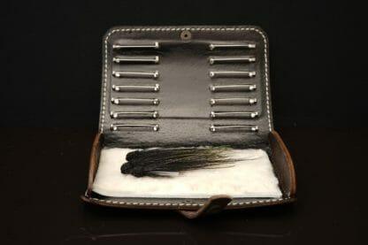 fly wallet till laxflugor medium